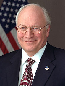 http://en.wikipedia.org/wiki/Dick_Cheney